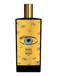 <b>Memo</b> Paris Marfa <b>Eau De</b> Parfum Perfume in 2020 | Perfume, Paris ...