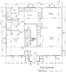 Free Saltbox House Plans   Saltbox House Floor PlansSaltbox House Floor Plan