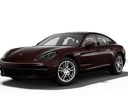 Купить новый Porsche Panamera II Порше Панамера II хэтчбек 5 ...
