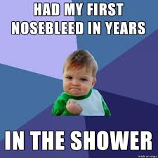 My nose is so considerate - Meme on Imgur via Relatably.com