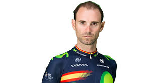 The 37-year old son of father Juan Valverde and mother Maria Belmonte, 176 cm tall Alejandro Valverde in 2017 photo