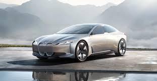 Новый прототип BMW проедет без зарядки 600 километров ...