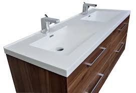 bathroom vanity 60 inch:  inch steel framed mirror modern bathroom vanity  inch wall mount