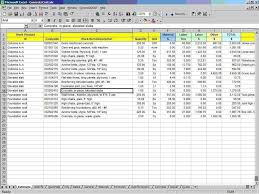 construction estimating spreadsheet template sample spreadsheet construction estimating spreadsheet accounting manual template for small business