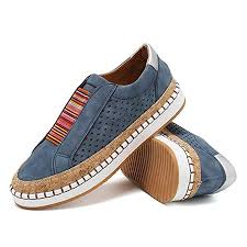 <b>2019 New</b> Slide Hollow-Out Round Toe <b>Casual Women</b> Sneakers ...