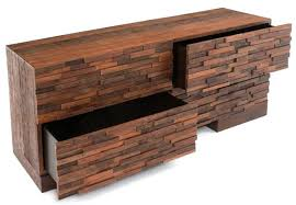 stacked reclaimed wood dressers awesome custom reclaimed wood office desk