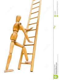going up the ladder royalty stock images image  going up the ladder