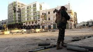 ليبيا - غارات جوية على مواقع لتنظيم الدولة الاسلامية في سرت