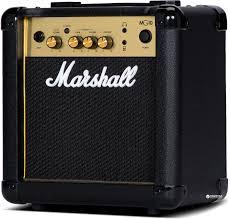 Гитарный <b>комбоусилитель MARSHALL MG15G</b>, черный are