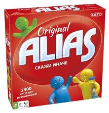 <b>Настольная игра TACTIC</b> ALIAS. Третье издание — купить по ...