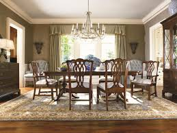 Thomasville Cherry Dining Room Set Tate Street 468 Quincy Cherry By Thomasvillear Baer39s Furniture