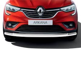 Навесное оборудование для <b>Renault Arkana</b> - АвтоБРОНЯ