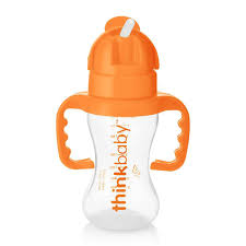 <b>thinkbaby Thinkster Straw</b> Bottle - ZukaBaby