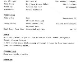 aaaaeroincus pleasing professional entry level resume template aaaaeroincus excellent my hollywood star acting resume page adorable comical resume and pleasant example of