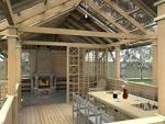 Летняя кухня дизайн своими руками