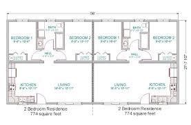 Duplex Floor Plans Free   VAlineGallery House Plans and Home Floor Plans at COOLhouseplans   images