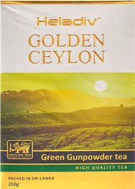 <b>Чай зеленый HELADIV GC</b> GREEN GUN POWDER TEA 250 g ...