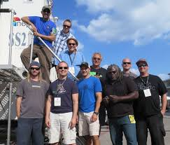 x games wrap up nep bsi fletcher and illumination dynamics the nep team back row l to r nick r o michael