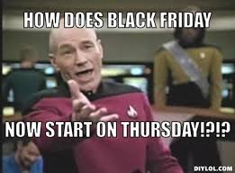 Debunking the Foolish Memes About Black Thursday..Bah, Humbug ... via Relatably.com