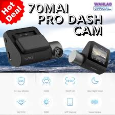 [English UI + Voice] <b>Xiaomi 70mai Pro Dash</b> Cam D02 1944P HD ...