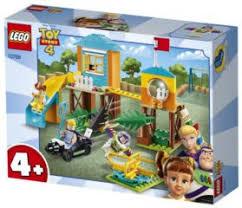 Купить <b>конструктор Lego Toy Story</b>: Приключения Базза и Бо Пип ...