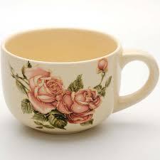 """<b>Кружка</b>-супница <b>Loraine</b> """"Розы"""", цвет: бежевый, розовый ..."""