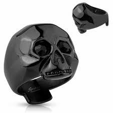 Купить Кольца с черепом в Краснодаре