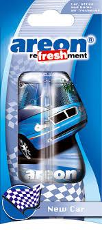 <b>Ароматизатор AREON</b> Refreshment Liquid New <b>Car</b> купить по ...