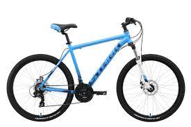 <b>Велосипед STARK Indy 26.2</b> D 2019 14 голубой/синий/белый