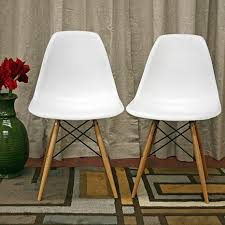 azzo plastic side chairs set of 2 balboa side chair