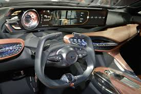 Genesis Auto Parts Genesis New York Concept At Ny Auto Show 2016 Interior Car