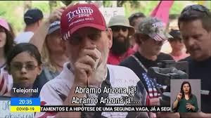 Fronteira dos EUA fechada aos imigrantes por tempo indeterminado
