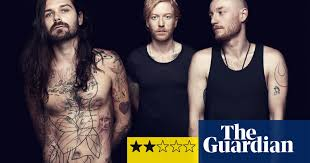 <b>Biffy Clyro</b>: <b>Ellipsis</b> review – vastly less interesting than they used to be