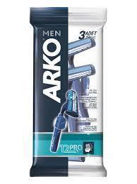 <b>Бритвенный станок</b> ARKO MEN Ultra Grip 2 лезвия (<b>3</b> шт.) ARKO ...