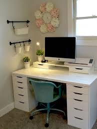office desks for sale ikea. craft room ikea alex linnmon if i could get a desk the size and style of one already have but in black with clean edges alex office desks for sale ikea