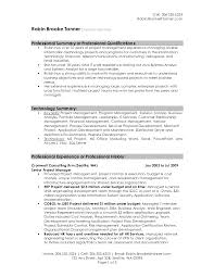 professional summary examples com professional summary examples for project management professional summary examples for teachers by robin brooke tanner resume