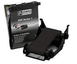 Риббоны и <b>ленты</b> для принтеров <b>Zebra</b> ZXP Series 1