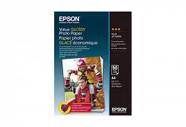<b>Фотобумага Epson Value Glossy</b> Photo Paper
