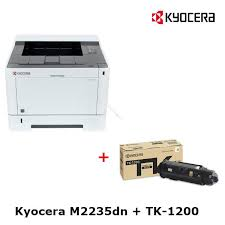Комплект <b>Принтер Kyocera ECOSYS P2335dn</b> + Тонер Kyocera ...