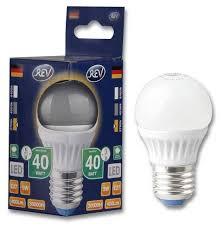 <b>Лампа светодиодная REV</b> 32262 7, E27, G45, <b>5Вт</b> — купить по ...