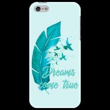 Чехол для iPhone 5 <b>Dreams come</b> true #2270693– купить чехол ...