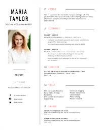 50 most professional editable resume templates for jobseekers best resume 50