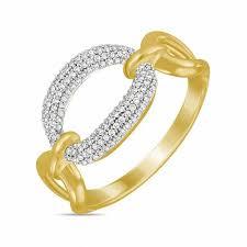 <b>Кольцо</b> c <b>бриллиантами</b>, артикул R178-R-<b>36</b>, Золото 585 ...