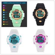 New Luxury HONHX Mens Digital LED Watch Digital Date ... - Vova