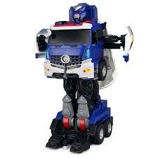 <b>Радиоуправляемый робот-трансформер Jiaqi</b> Бензовоз. Купить в ...