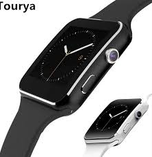 웃 유<b>Tourya Bluetooth</b> Smart Watch X6 Sport Passometer ...