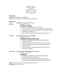 Good Resume Skills Resume For Your Job Application