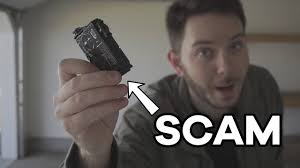Ink Cartridges Are A Scam - YouTube