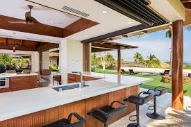 patio furniture sectional ideas: outdoor lanai ideas kitchen tropical with high ceilings high ceilings high ceilings