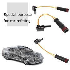 VODOOL High Quality <b>Car Styling Front Rear</b> Brake Pad Wear ...